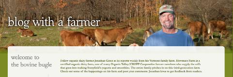 blog with farmer