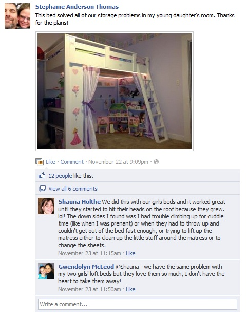 facebook brag