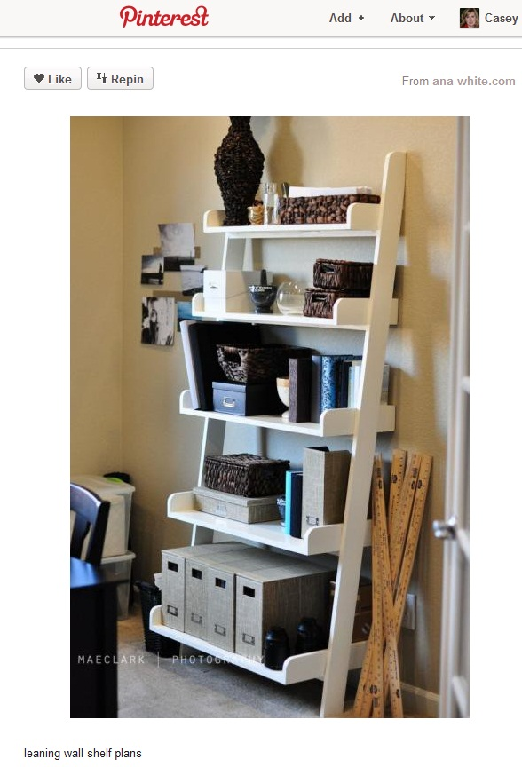 pinterest shelf
