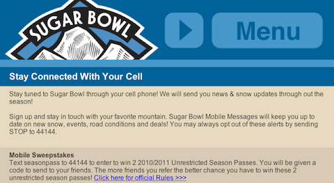 sugarbowl viral sweepsmobile