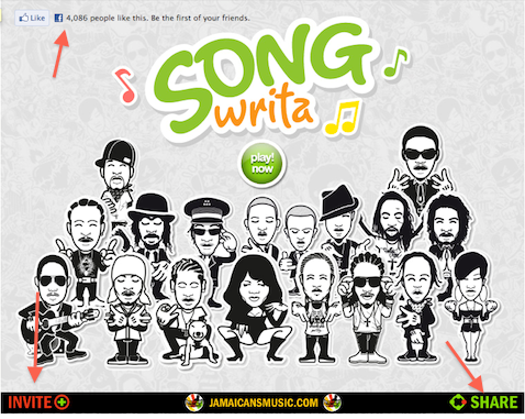 jamaican music songwriting game