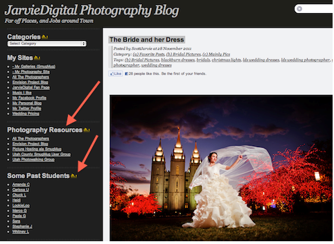 jarvie photo blog