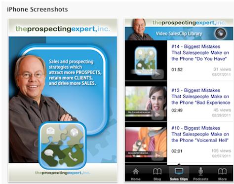 prospecting expert