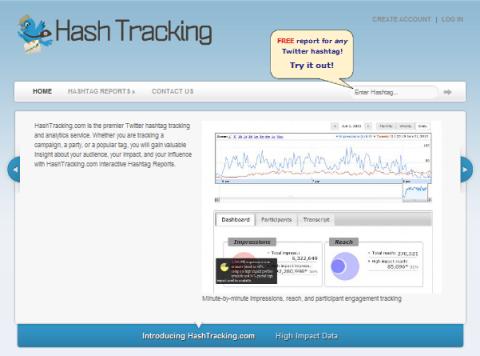hash tracking