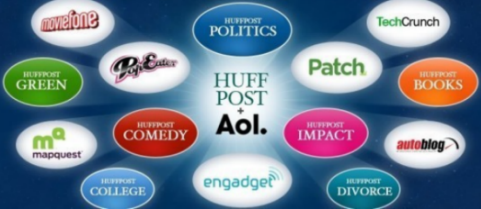 aol buys huffington post