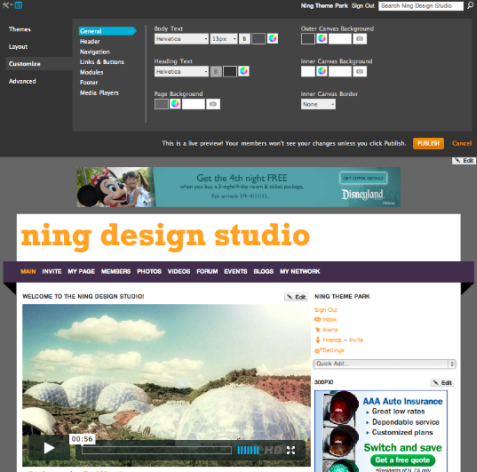 ning design