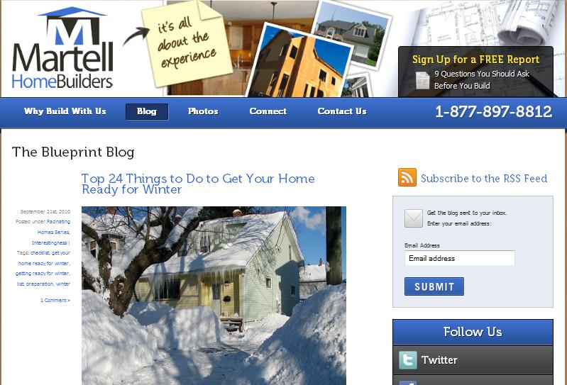 martell blog