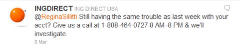 ingdirect tweet