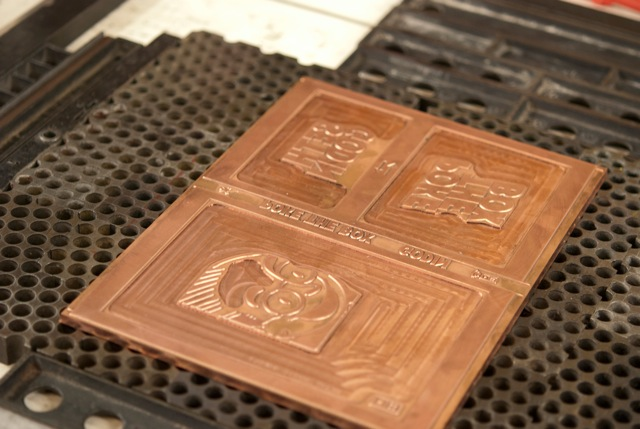 seth collectible copper