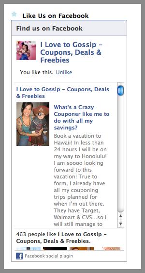 i love to gossip