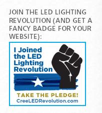 cree led revolution