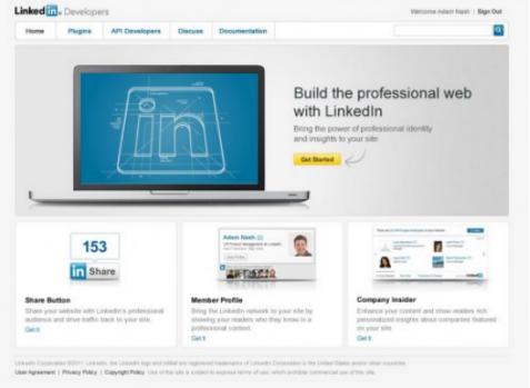 linkedin developers
