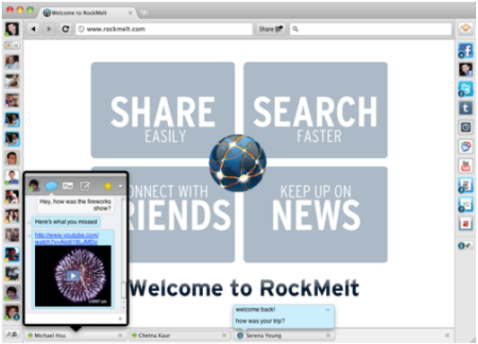 rockmelt beta
