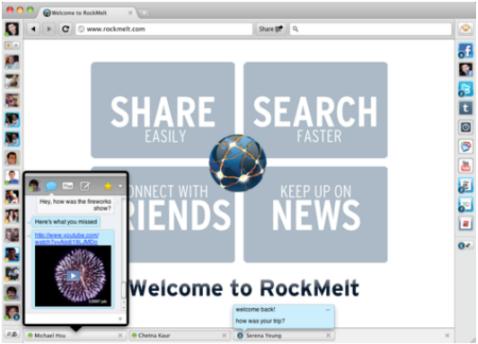 rockmelt beta