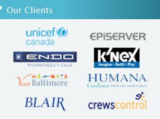 web advantage clients