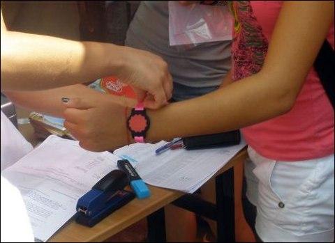 wristbands coca cola