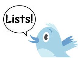 lists bird