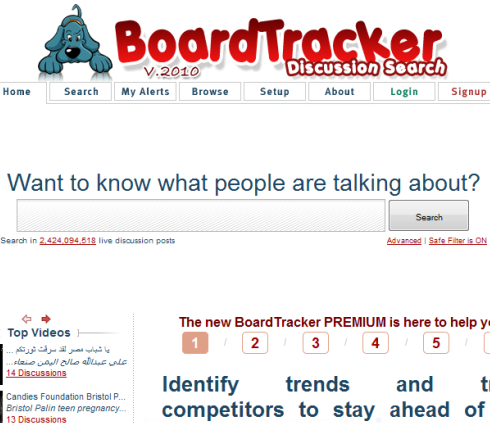 boardtracker
