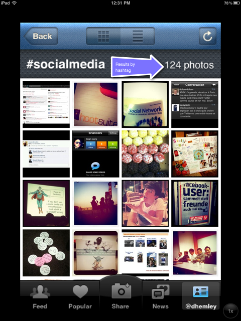hashtag socialmedia