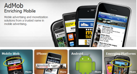 chiến dịch mobile ads, chien dich mobile ads