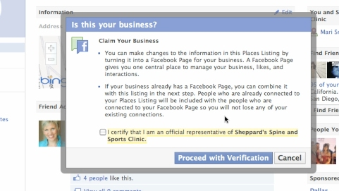 claim your business