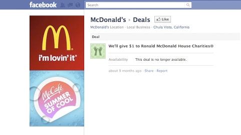mcdonalds deals