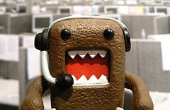 customer service monster