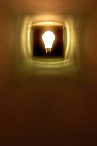 light bulb creative