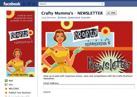 crafty mumma