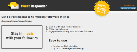 tweetresponder