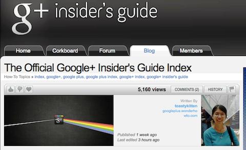 google+insider