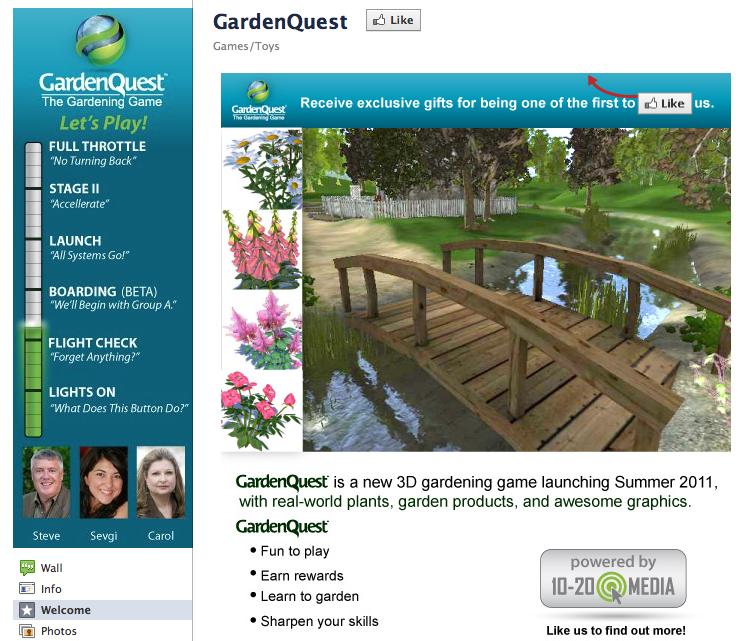 garden quest
