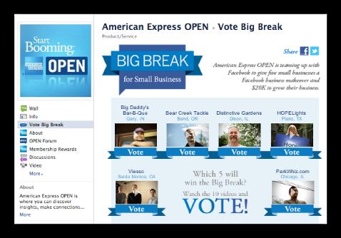 open contest