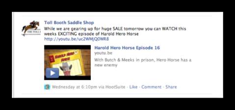 harold announce
