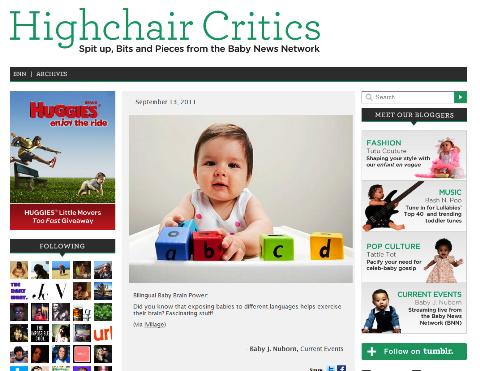 highchair critics