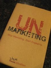unmarketing book