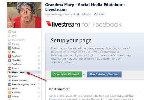 How to Find and Add Facebook Apps to Your Facebook Page : Social