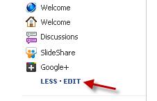 edit app position