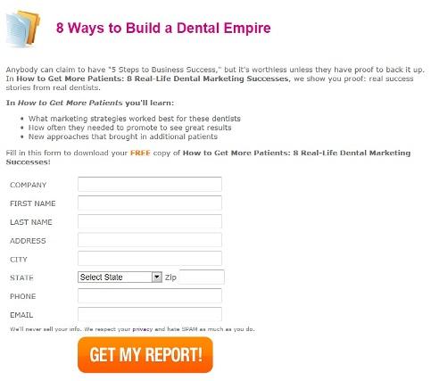 dental report
