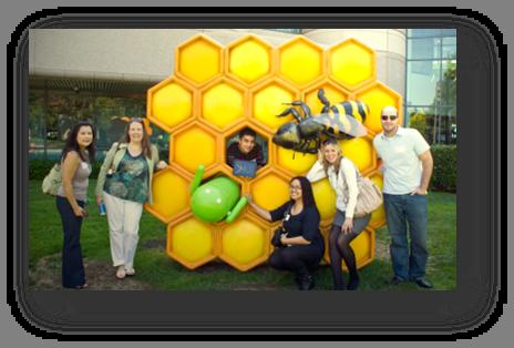 sony honeycomb