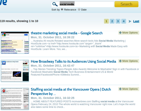 3 Tools to Store and Search Your Social Media Activity