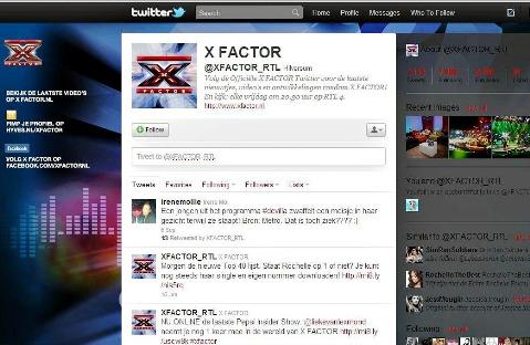 rtl x factor