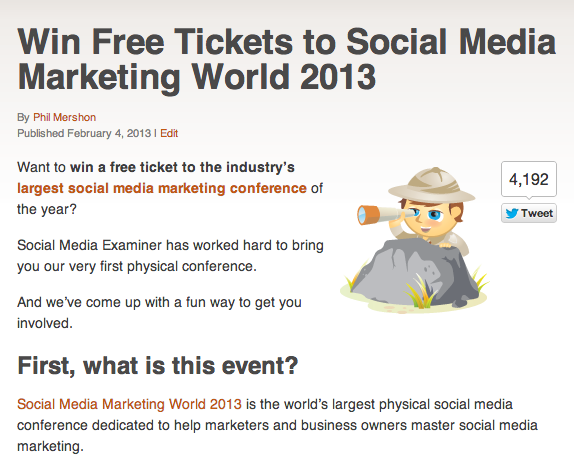 10 Ways to Use Social Media to Promote an Event | Social Media Examiner