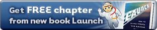 Get free sample chapter of the book Launch