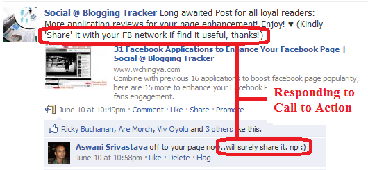 "Get People to ""Like"" Your Facebook Page"