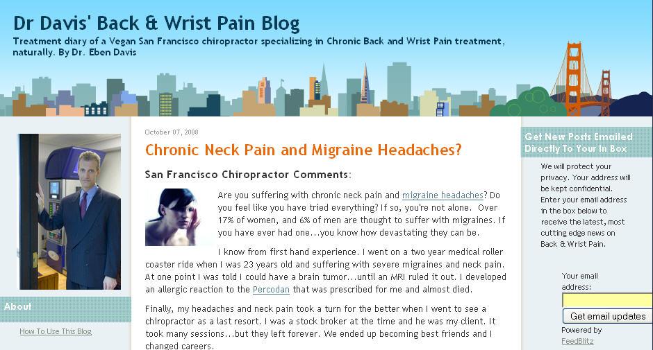 Dr. Davis Blog