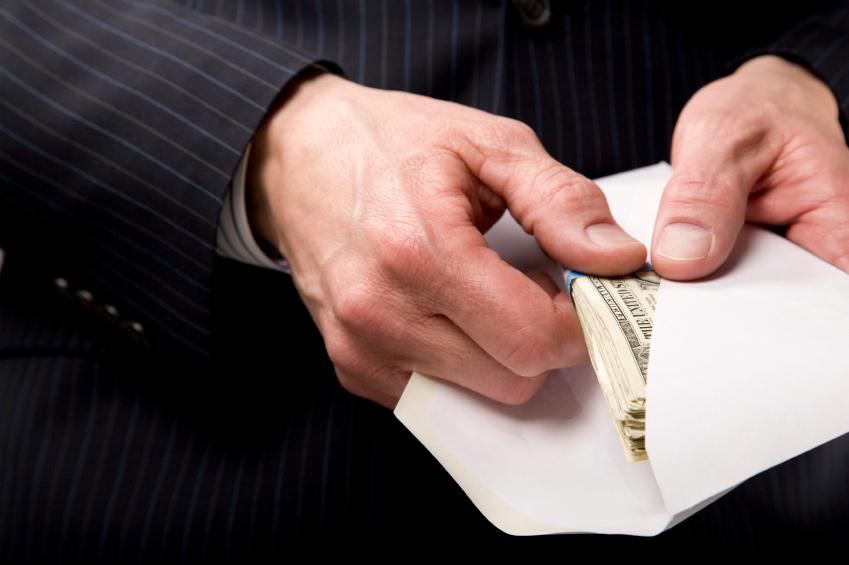 uncensored bribe