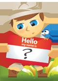 Der kleine Kerl des Social-Media-Prüfers