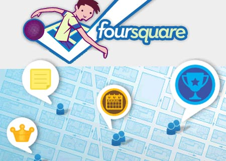 n13foursquare Are You One Of Foursquares 9.3M Members?