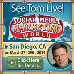 I'm speaking at Social Media Marketing World!